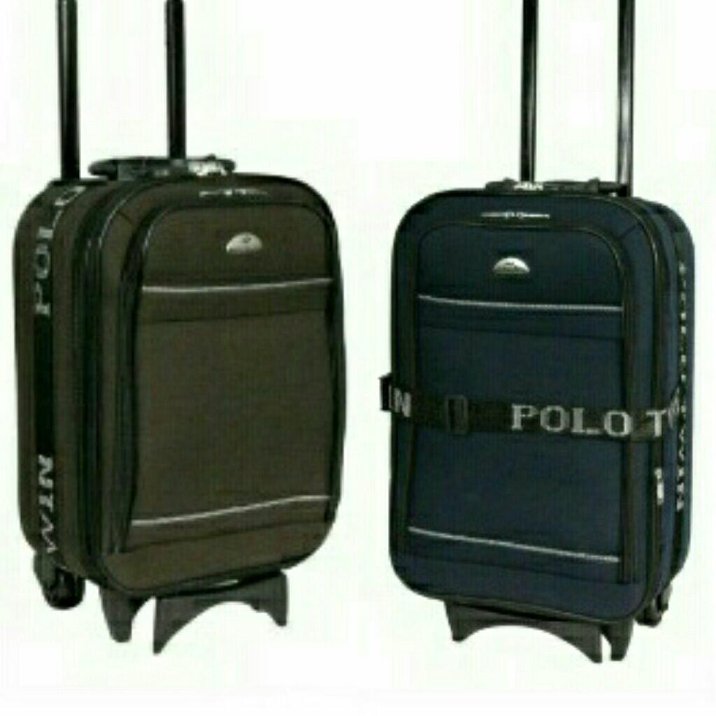 Koper Murah 16' Polo Tas Travel Bag Free Ongkir Jakarta Depok Bogor