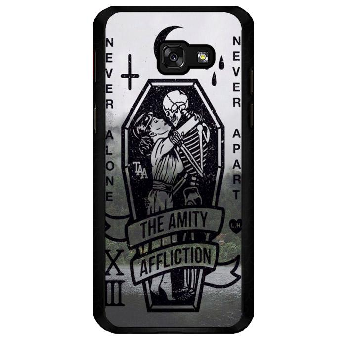 Amity Affliction Band L1344 Samsung Galaxy A5 2016 Custom Hard Case