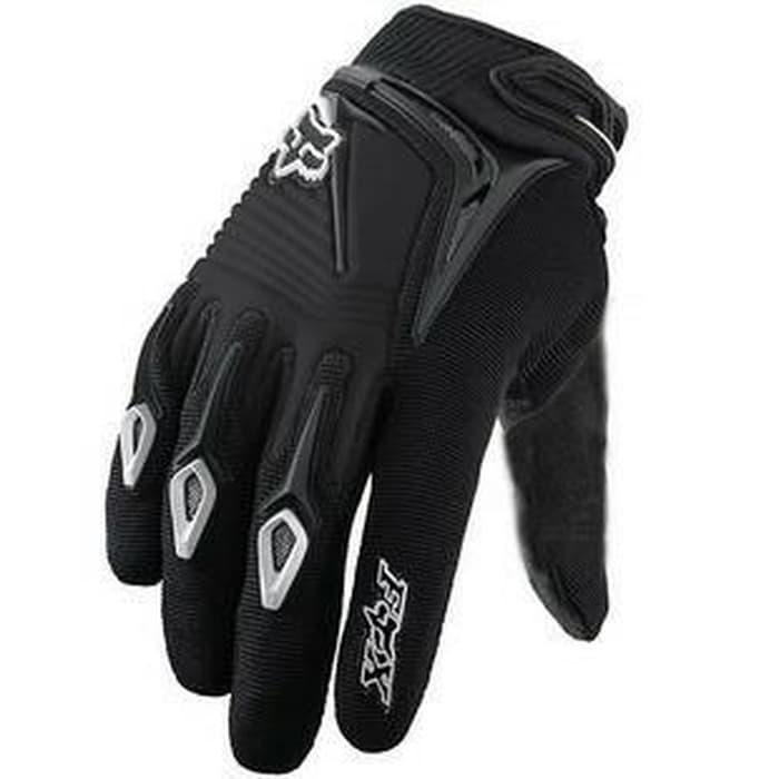 Sarung tangan fox 360 hitam / glove fox 360 black