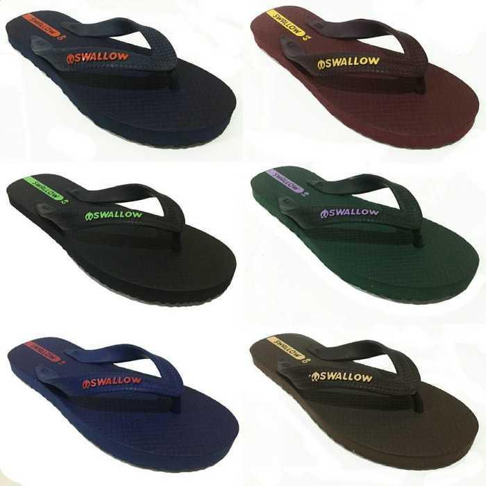 BEST SELLER Sandal Jepit Pria Swallow Premium Semeru TERMURAH