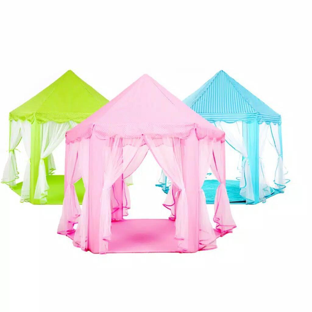 Kingdomstore Mainan Anak Tenda Princess