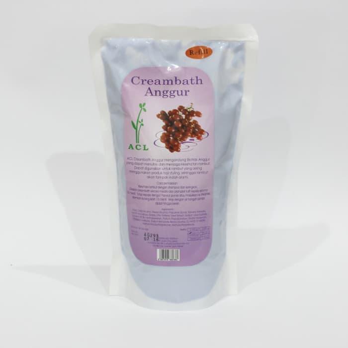 Promo: Acl Creambath Anggur Refill 1Kg - ready stock