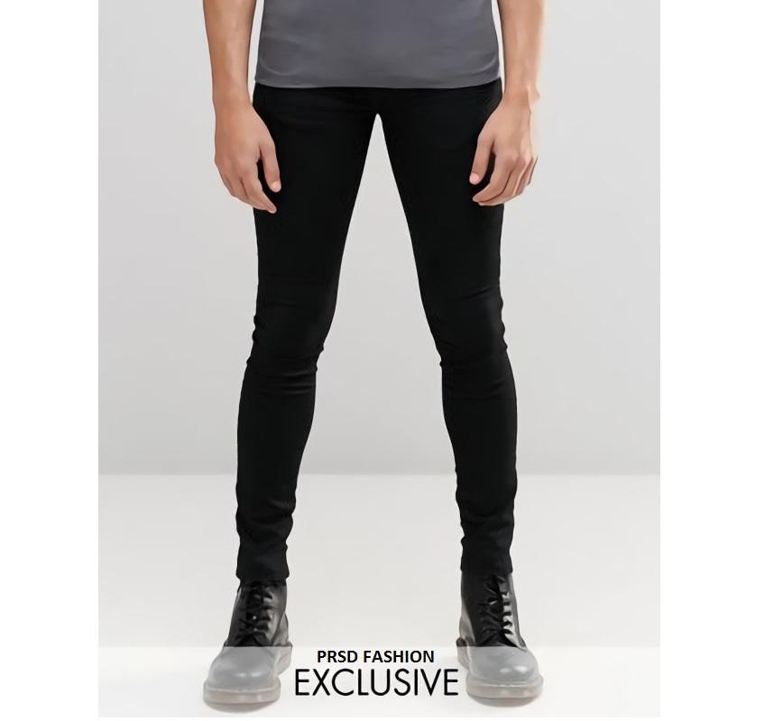 Celana Jeans Pria Skinny - Hitam / Celana Jeans Pria SlimFit / Skinny Jeans / Jeans Pria / Celana Pensil / Produk Type [Jeans Pria Sobek / Jeans Ripped /Jeans Robek / Sobek Sobek]