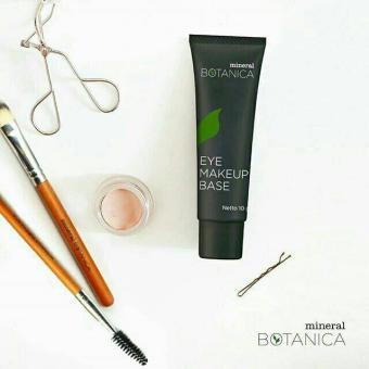 Pencari Harga Glizzkosmetik - Mineral Botanica Eye Make Up Base 10gr terbaik murah - Hanya Rp14.079