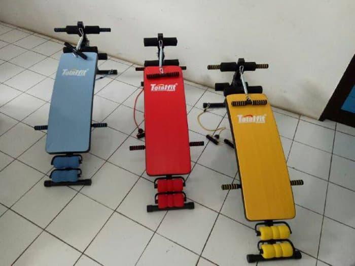 Diskon 10%!! Maskot:) Sit Up Bench Kursi / Papan Sit Up /Alat Fitnes Paling Murah - ready stock
