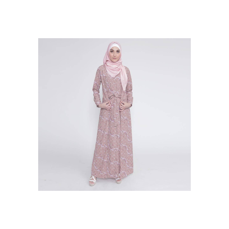 Fashion Muslim Gamis Dress Gratya Dress bi Zoya fashion