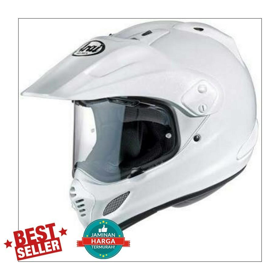 Helm Arai Tour Cross 3 - Glass White size M, L, XL