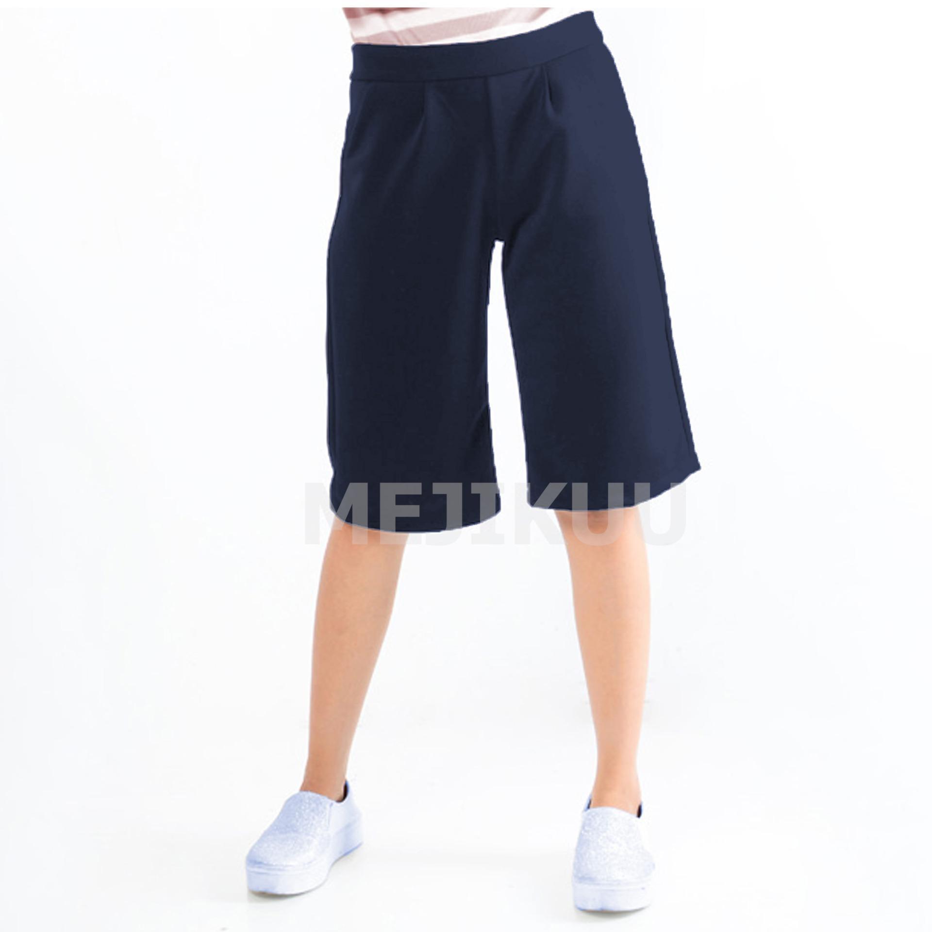 Celana Kulot pendek & Panjang wanita / celana pendek wanita / celana panjang wanita / celana santai wanita Mejikuu