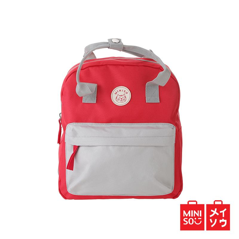 Miniso Official Portable rectangle backpack