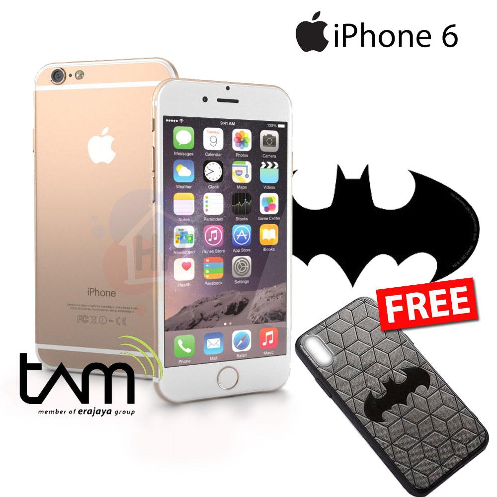 Iphone 6 32GB SUPERHERO Batman Garansi Resmi TAM  iBox