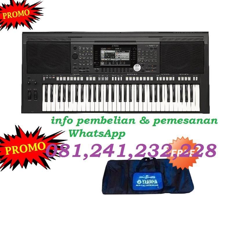 Yamaha PSR S970 Keyboard - Hitam + Free Softcase W a,081,241,232,228