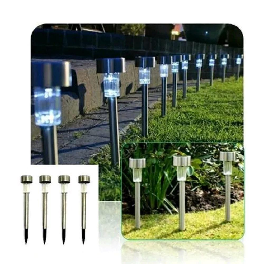 Lampu Led Taman Tenaga Surya - Led Solar Garden Lamp - Lampu Taman Solar Cell