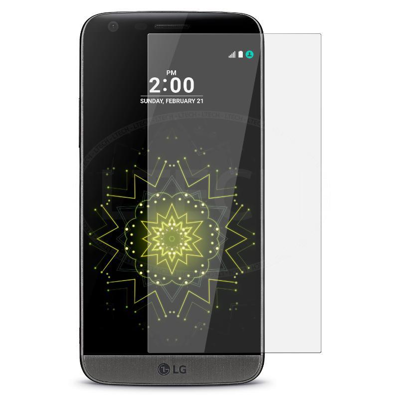 Tempered Glass for LG G5 Screen Protector Pelindung Layar Kaca Anti Gores - Bening