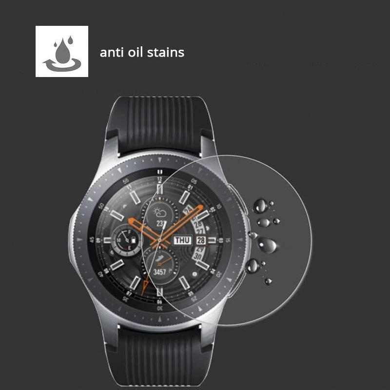 Tempered Glass Samsung Galaxy Watch 46mm - 42mm - Tempered Galaxy Watch