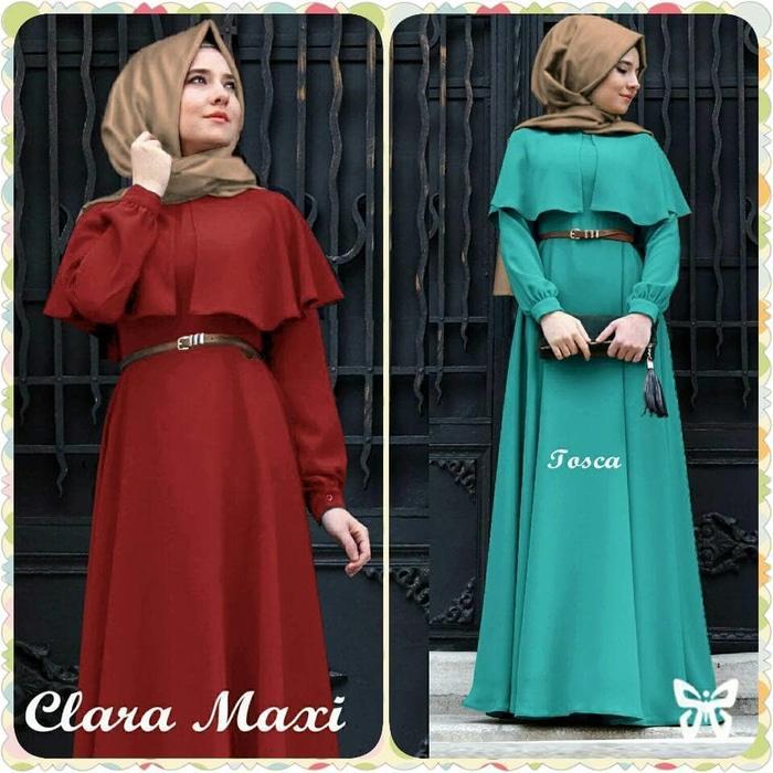 Hijab Maxi Cape Clara