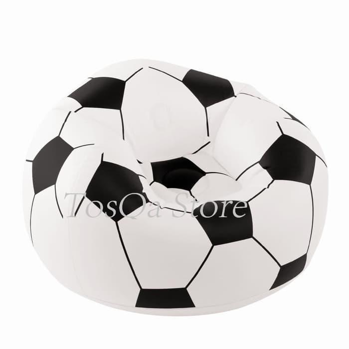 Promo Sofa Angin Bola Bestway / Air Soccer / Kursi angin bola murah Original