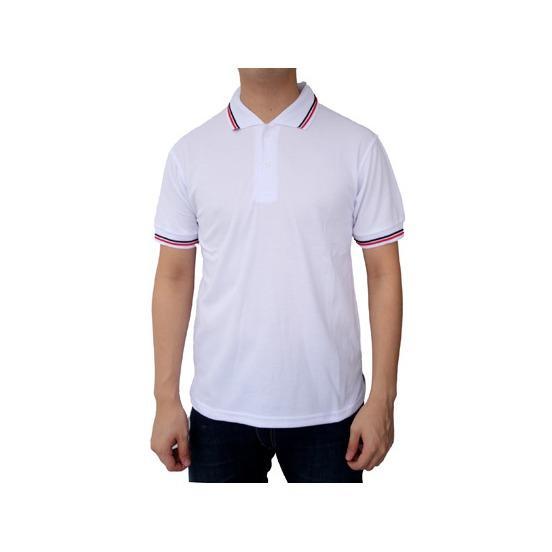 Polos Shirt Polos M-L Lengan Pendek Kaos Kerah Pakaian Berkerah Atasan Pria Wanita