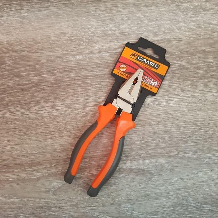 Camel Tang Orange Kombinasi 6 InchIDR28500. Rp 28.500