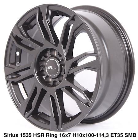 Velg Mobil Murah SIRIUS L1535 HSR Ring 16