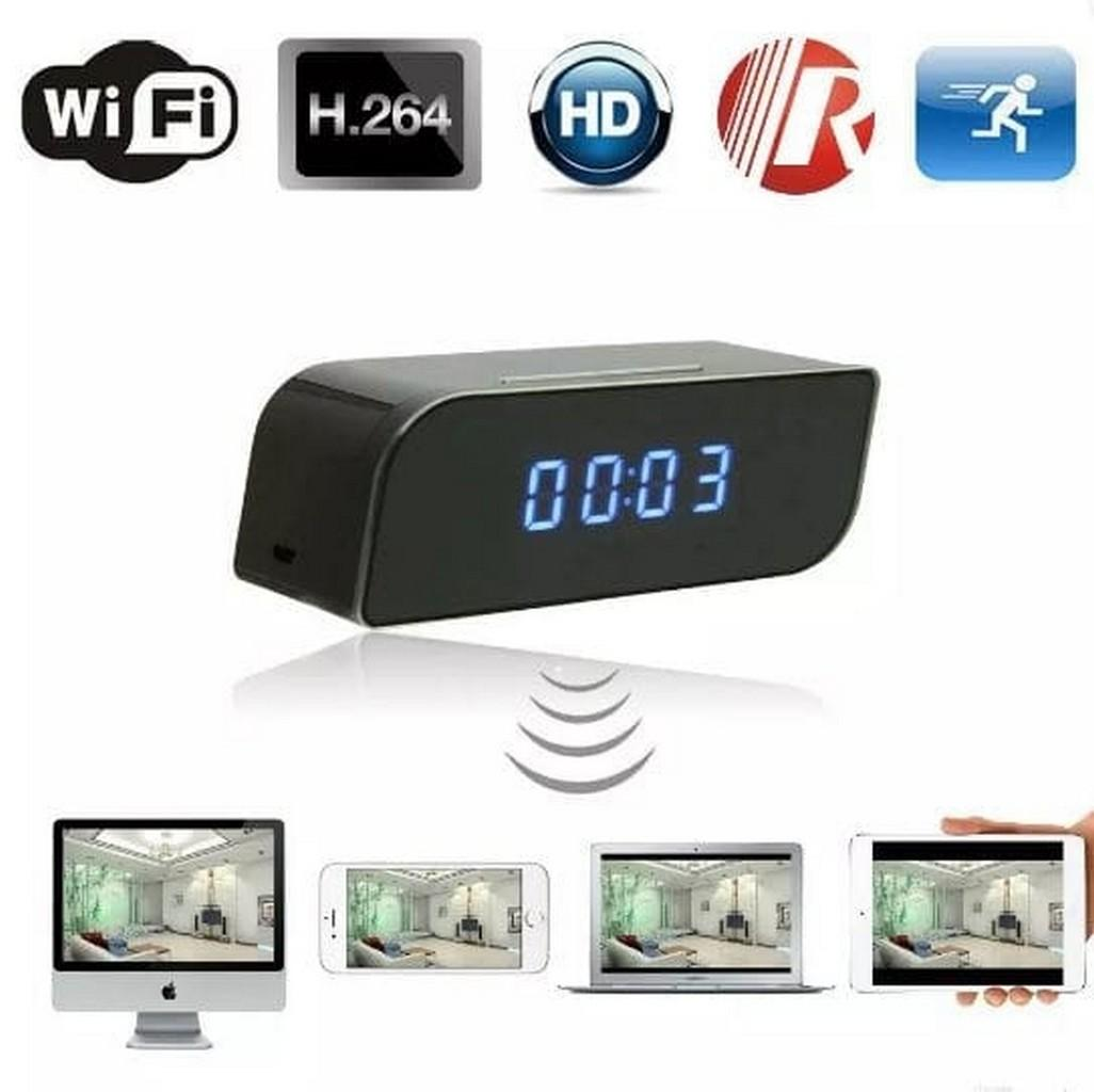 spy camera apk / spy camera num / spy camera wifi / spy camera android / spy camera os / spy camera terbaik / spy camera kancing / spy camera android apk / #CB026 / IP Camera Clock Wifi Wireless Mini Spy Cam Jam Alarm Digital DISKON MURAH!!!