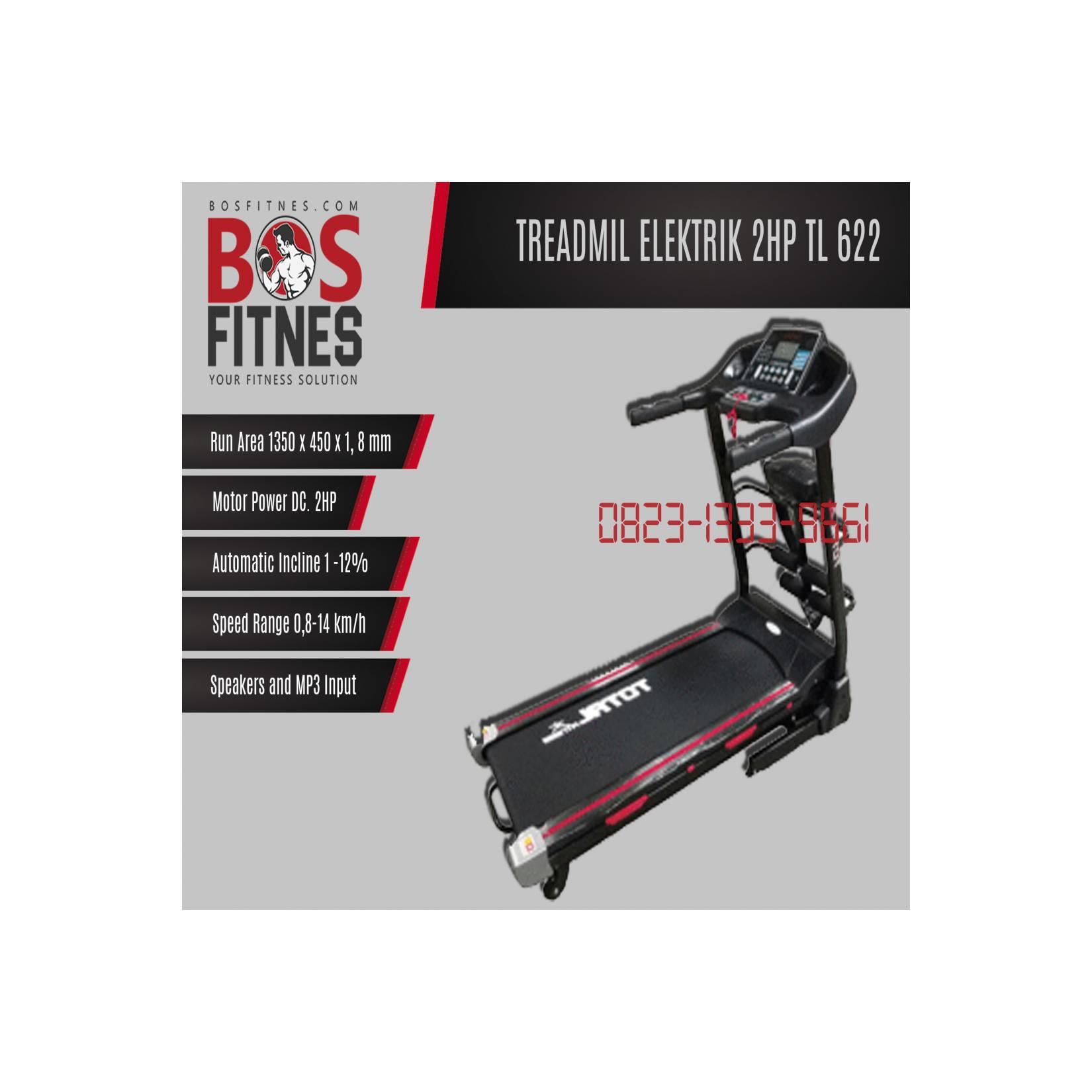 treadmill tl622 bisa cod karawang