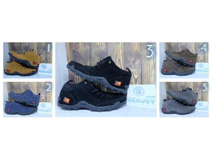Sepatu karrimor pria   sepatu gunung adventure tracking outdoor murah -  aLkcqV 1dd7301351