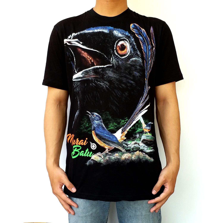Kaos Murai Batu 01 Premium- Bawara