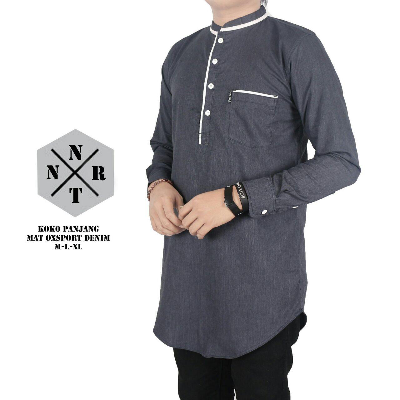 Baju Muslim Terbaru - Baju Koko - Busana Muslim
