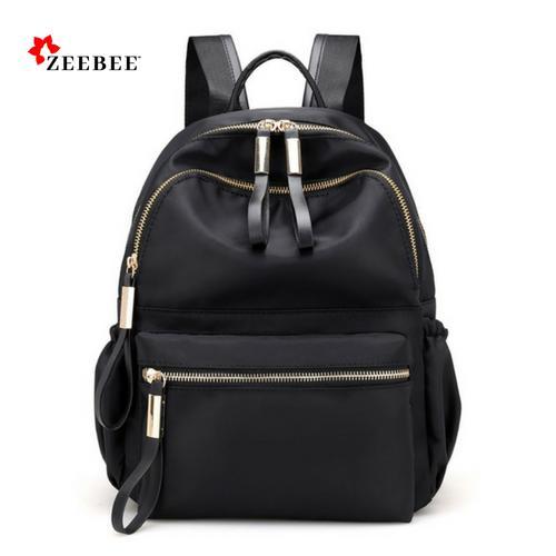 ZeeBee Oxford Backpack Import Premium / Tas Ransel Wanita Taobao / Tas Batam / Tas Fashion / Korean Backpack - Jolly