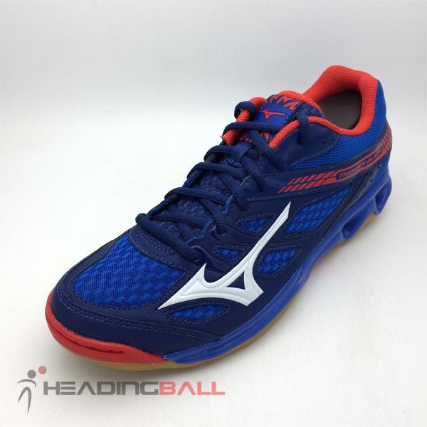 Sepatu Volley Mizuno Original Thunder Blade Nautical Blue V1GA177027 f220cb24b2