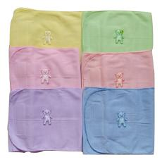 Jelova Angela 6pcs Gurita Rekat Little Bear WARNA SNI 0-6 Months - for Baby