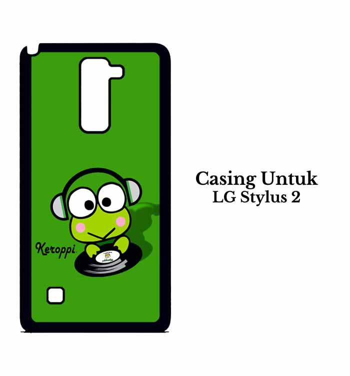 Casing LG Stylus 2 keropi 3 Custom Hard Case Cover