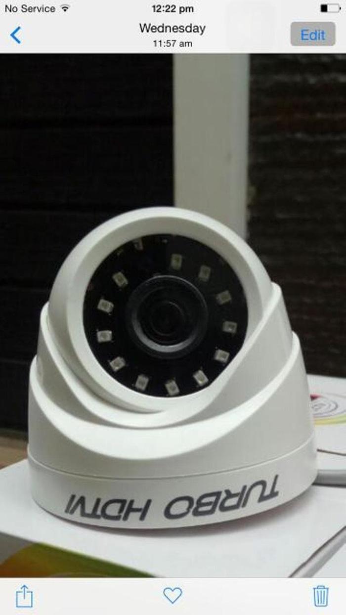 CCTV Camera Kamera Indoor 1.3 MP Gambar Bagus Murah Obral