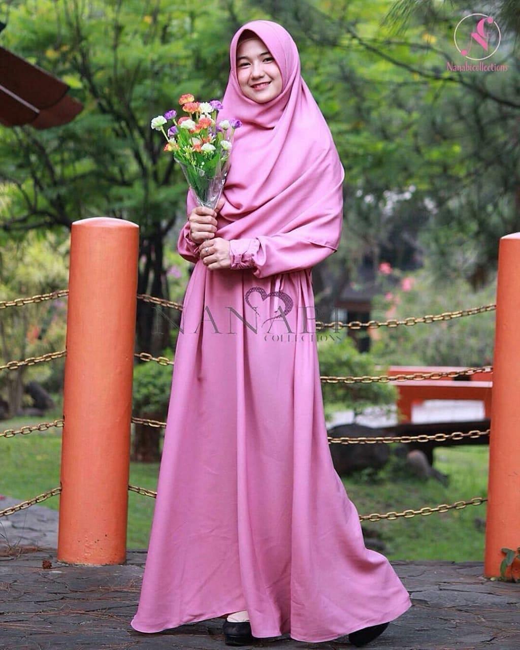 Baju Murah Terbaru Gamis Windi Syar'i Dress Baju Max Mara Baju Terusan Wanita Gamis Casual Baju Panjang Baju Wanita Gamis Syari Baju Muslim Terbaru 2018