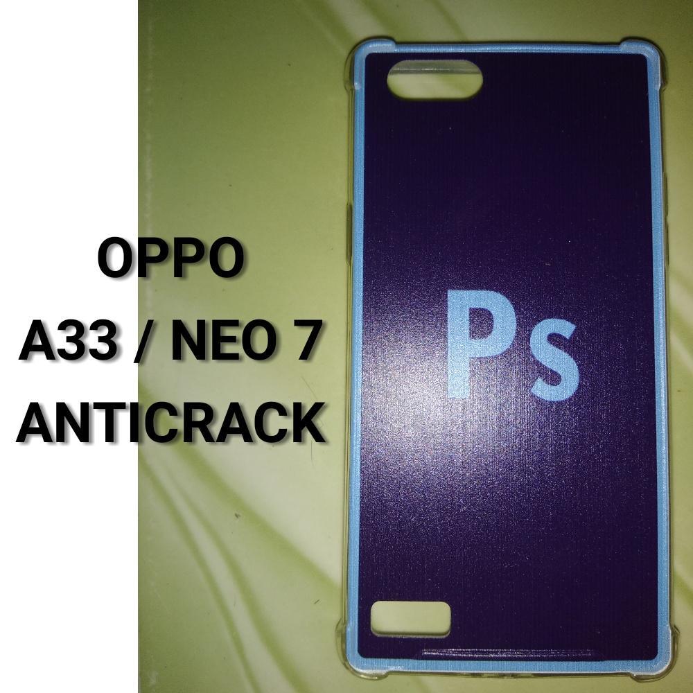 Case Anticrack Anti Crack Shock For Oppo F1s Fuze Vivo Y51 Putih A59 Bentur Acrylic Source Casing