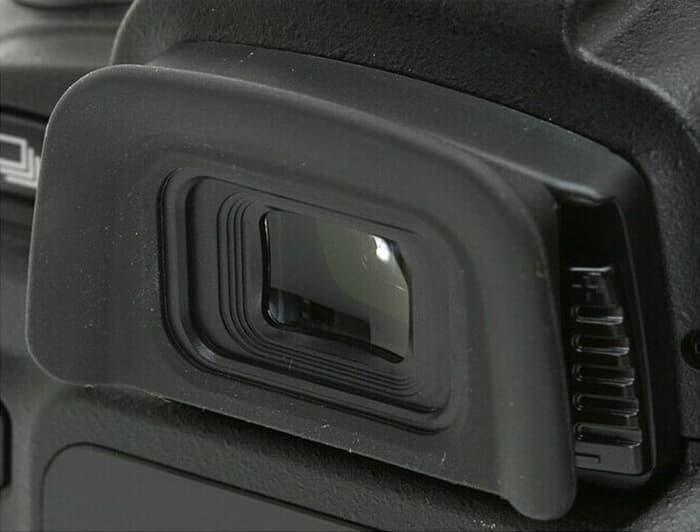 Rubber Eyecup Canon EF for EOS 700D/650D/600D/550D/450D/1100D/1000D TERLARIS