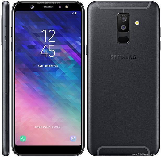 Samsung Galaxy A6 Plus (2018) - 32GB - Black