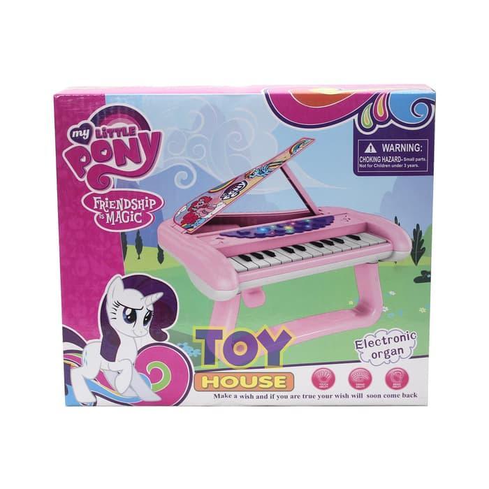 0960090100  Mainan Edukasi Anak Piano My Little Pony Little Pianist 65890b74bf
