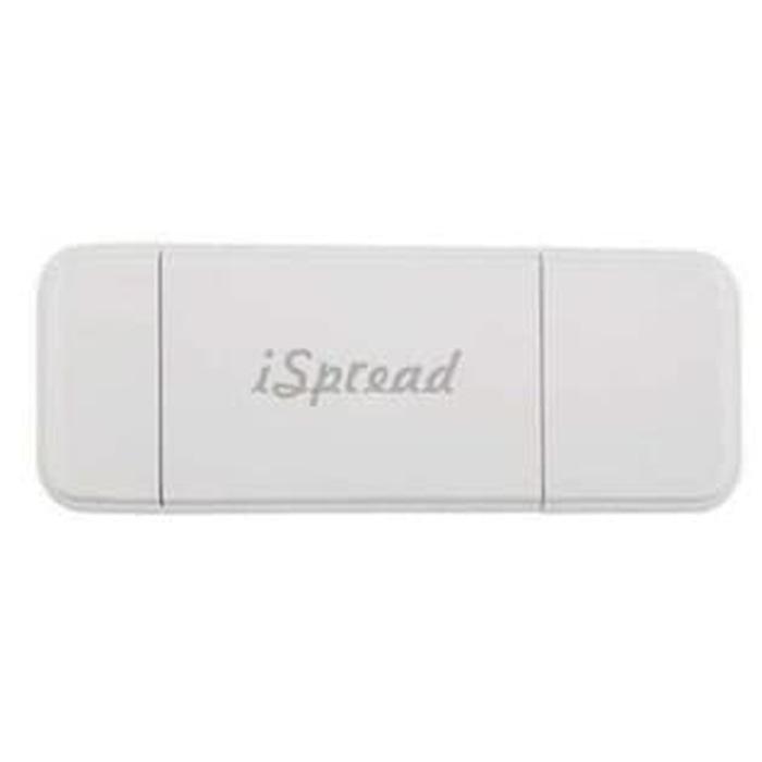Best Seller Mediatech Flashdisk Ispread For Iphone 4/Ipad/Ipod - 8GB -