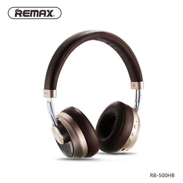 BUTTERFLAY - Bluetooth Headphone RB-500HB Series GOLD