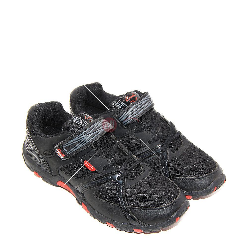 Carvil Sepatu Sneakers Sekolah Anak Laki Laki Blast-T - Black