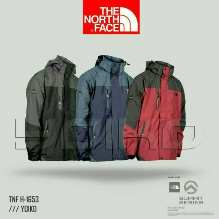 Jaket Gunung / Outdoor The North Face 1653 Summit Series Goretex