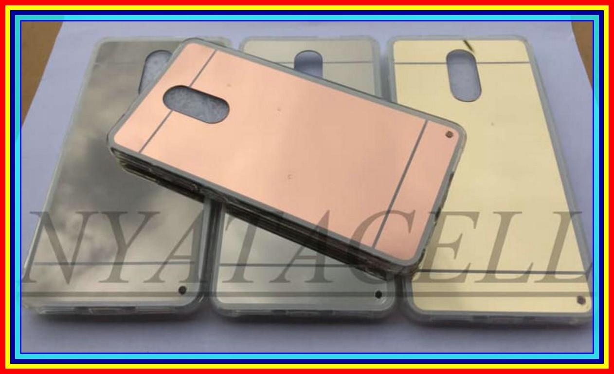 Case Ultrathin Mirror XIAOMI Redmi Pro Dual Kamera Softcase Tpu Soft