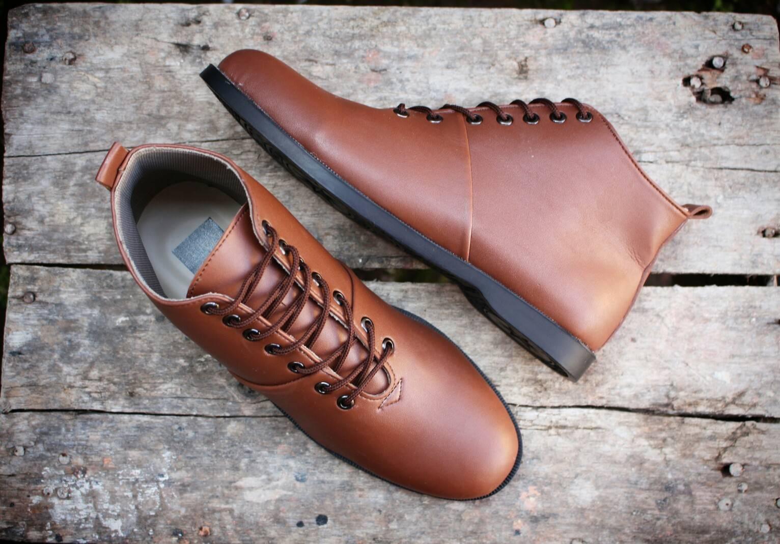 SEPATU MADE BRODO - Sepatu Boots Brodo Original MADE