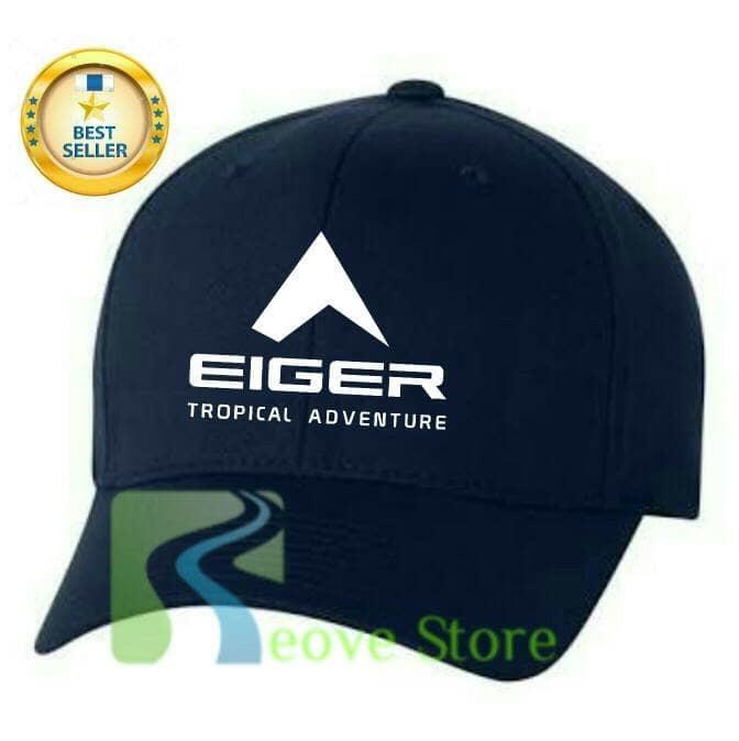 Sedang Diskon!! Topi Baseball Eiger 2 Trucker Snapback - Reove Store - ready stock