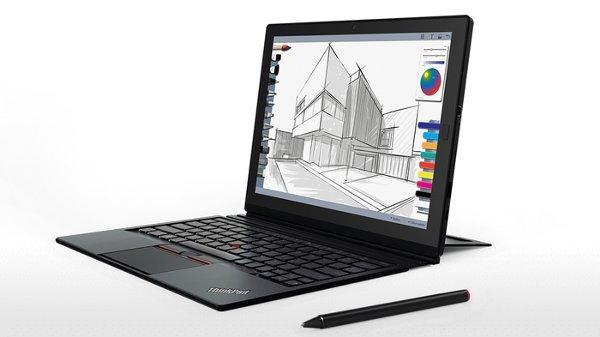 Lenovo Thinkpad X1 Tablet - M5-6Y57-8GB-256GB-QHD-W10 Black