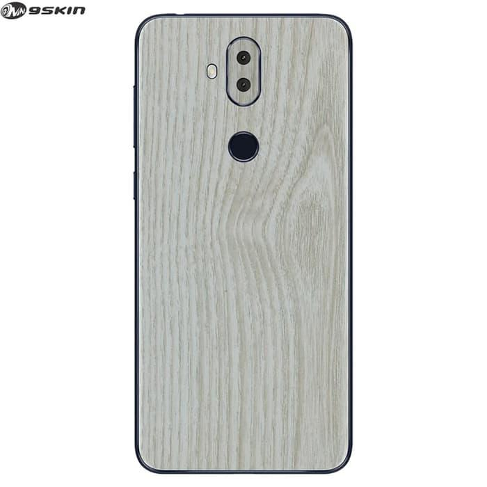 Skin Protector / Garskin Asus ZenFone 5Q / Lite - 3M White Wood