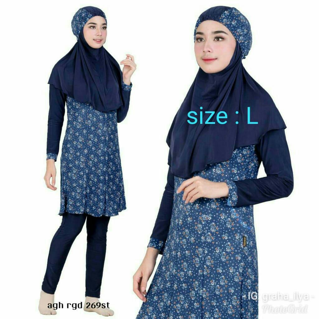 Baju renang muslimah L