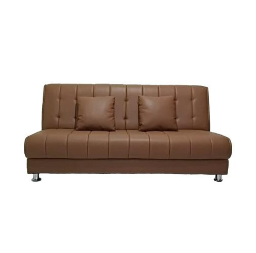 Sofa Bed Valencia - Coklat