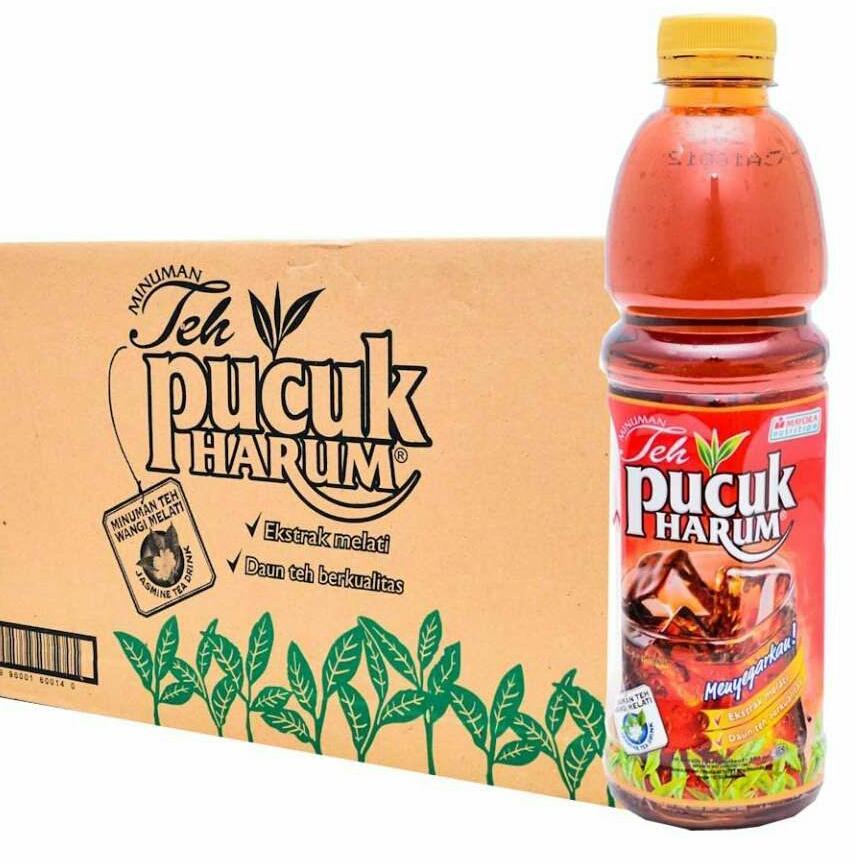 Teh Pucuk Harum 350ml 1 dus isi 24 pcs